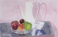 1994-203-fruits-vase-chinois-theiere-blanche